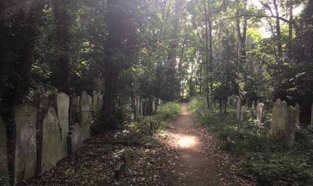 Melancholy Heritage Project – I Cimiteri in Europa