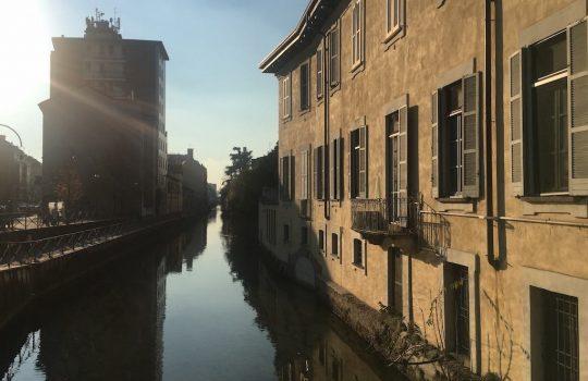 In viaggio per Milano tra Navigli e corsi d'acqua